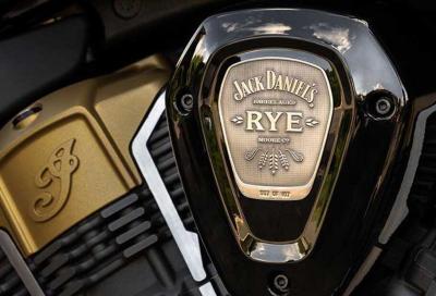 Indian e Jack Daniel's insieme per una nuova Challenger in edizione limitata