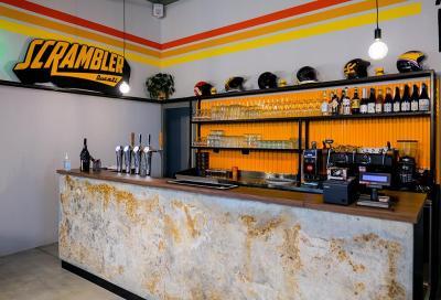 Apre a Imola la Scrambler Ducati Food Factory