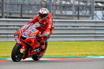 Ancora Ducati in FP2, ma con Miller. Quartararo fuori dalla top 10