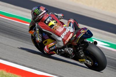 Moto2 2021, Misano: R. Fernandez out, vince Lowes