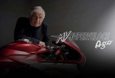 Agostini porterà tra i cordoli la nuova MV Agusta Superveloce in edizione limitata
