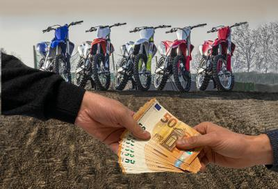 Come funziona il giro delle moto da cross d'importazione e i rischi per gli acquirenti