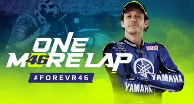 Valentino Rossi, giro d'onore a Eicma 2021 per salutare Yamaha e i tifosi