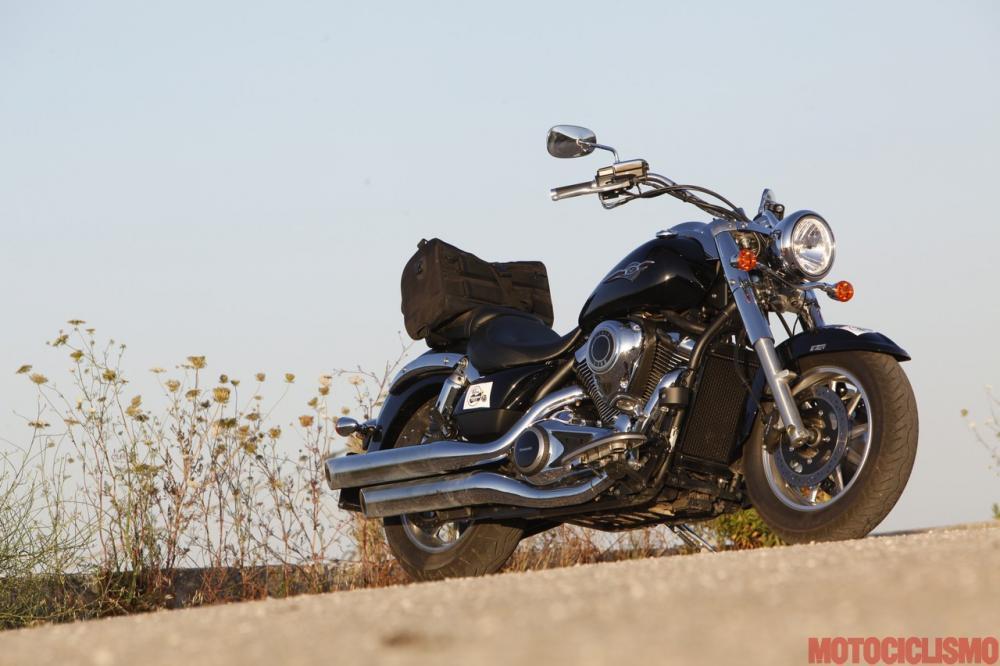 Kawasaki VN1700 Classic: 14.550 euro cim