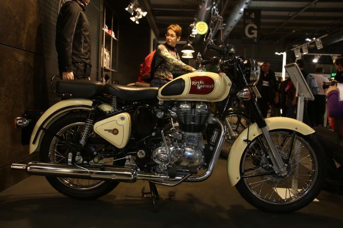 Royal Enfield Classic 500, prezzo 6.040 euro c.i.m.