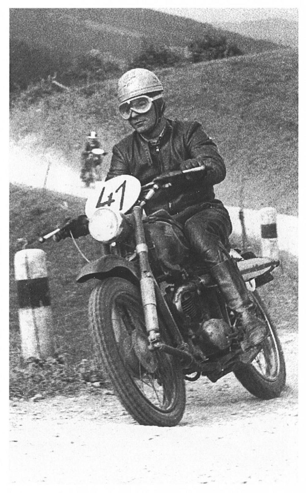 La storia del fuoristrada di KTM: 1957