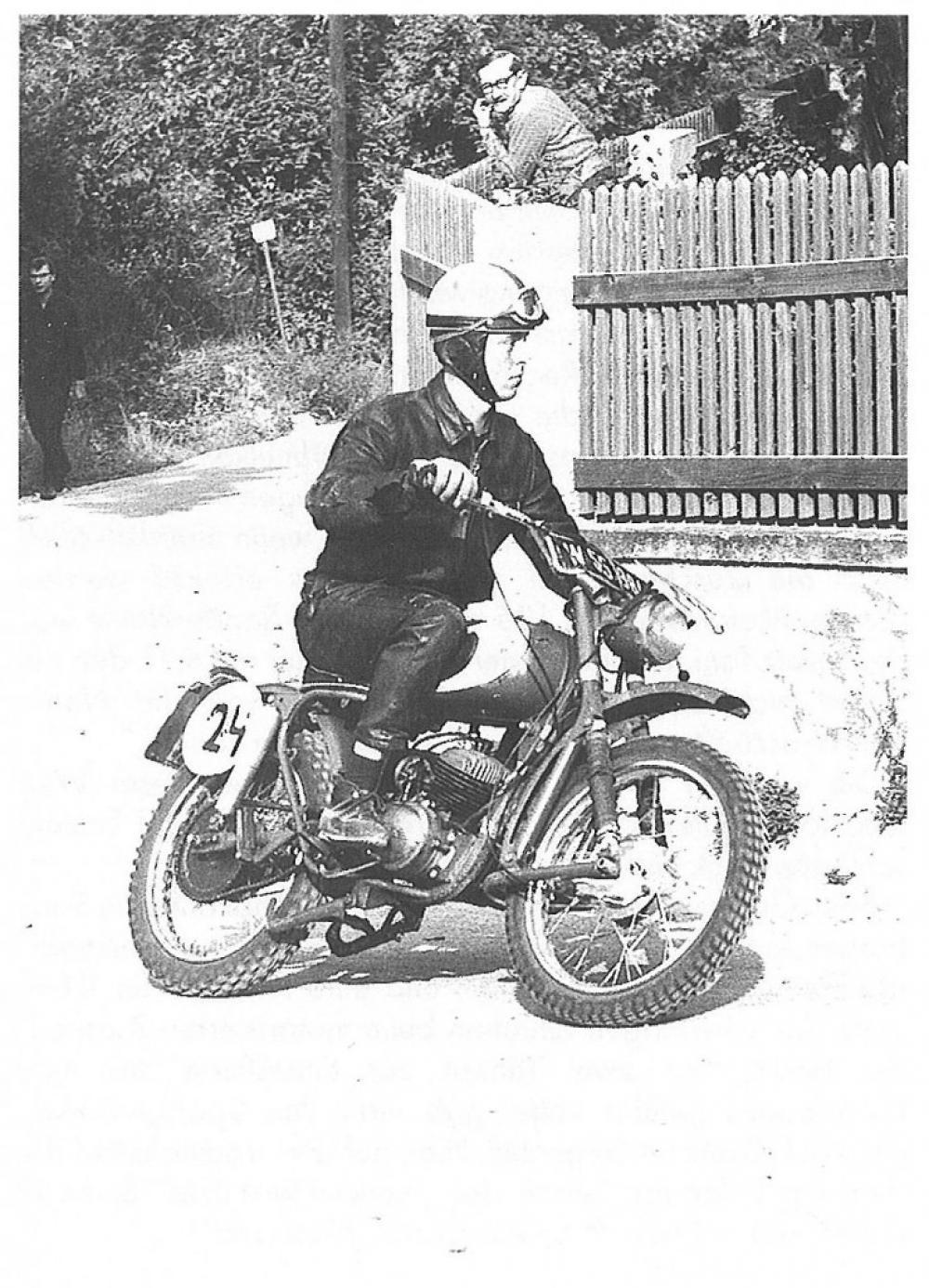 La storia del fuoristrada di KTM: 1962