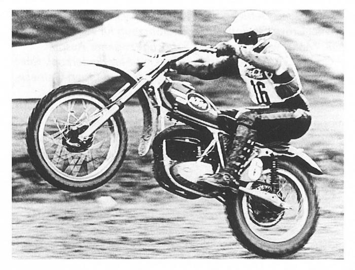 La storia del fuoristrada di KTM: 1973