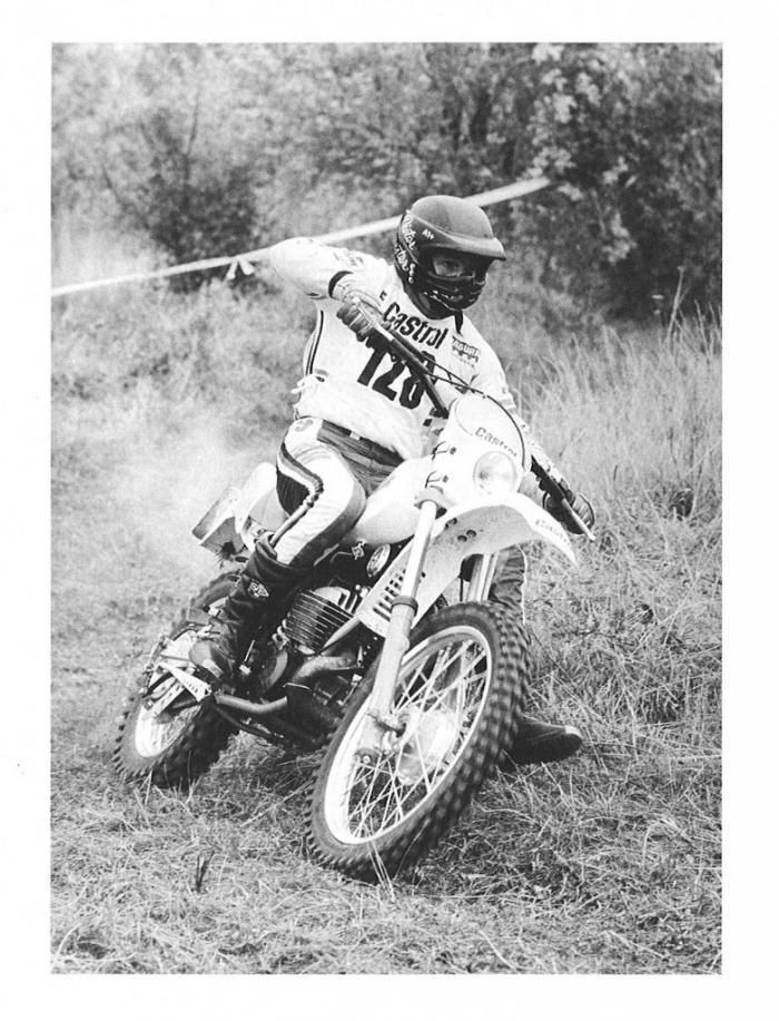 La storia del fuoristrada di KTM: 1983