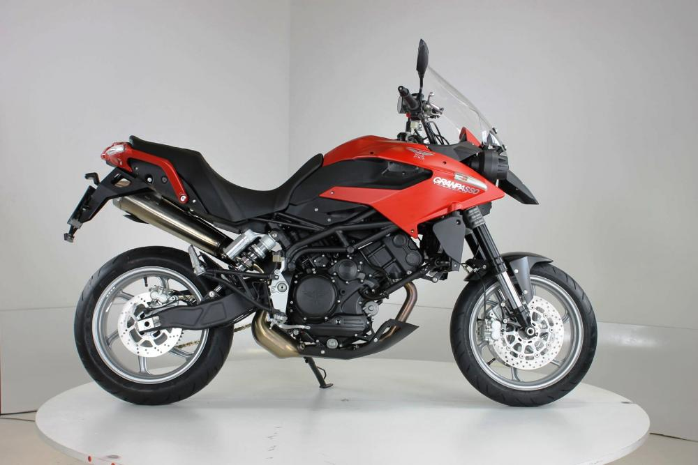Moto Morini Granpasso R: novità 2016