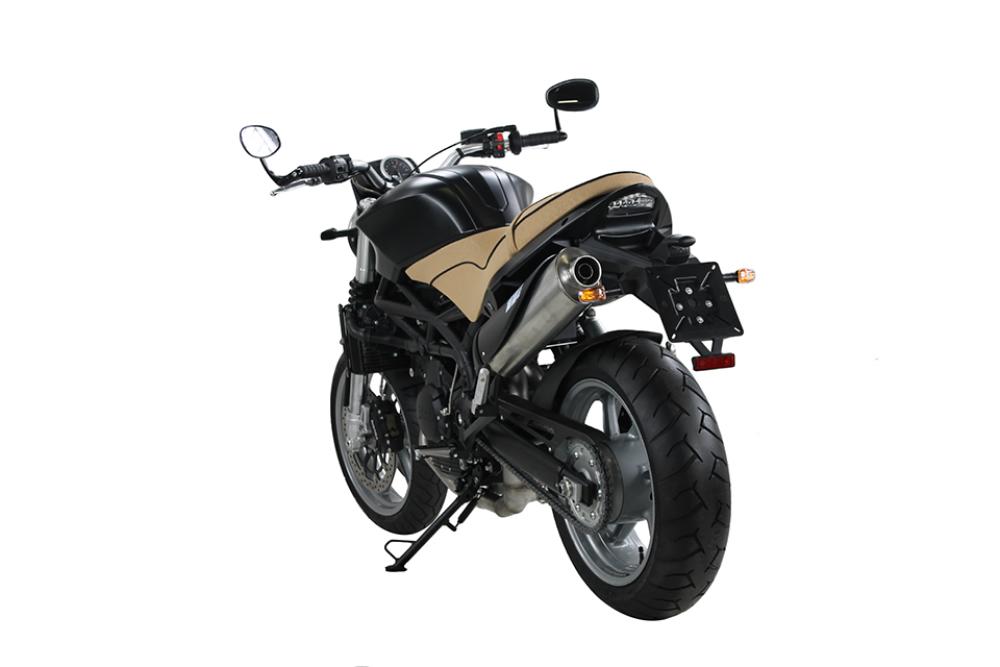 Moto Morini 11 1/2: café racer