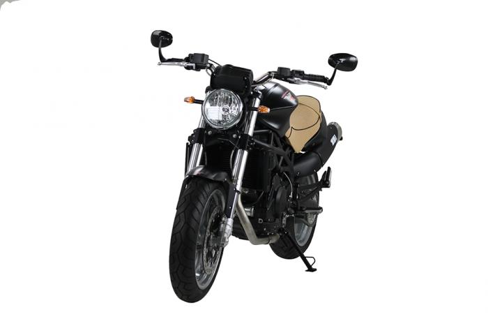 Moto Morini 11 1/2: café racer secondo la casa Bolognese