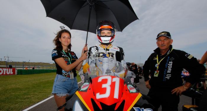 STK 1000 Misano 2016: Matteo Ferrari