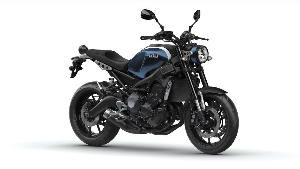 Yamaha XSR900 2017 nella livrea Rock Slate
