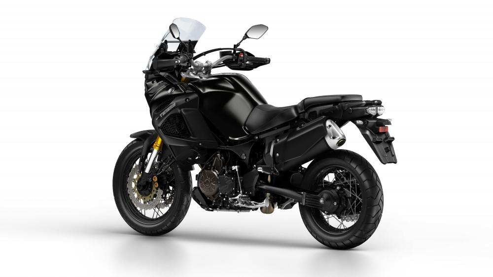 Yamaha XT1200Z nella livrea Tech Black