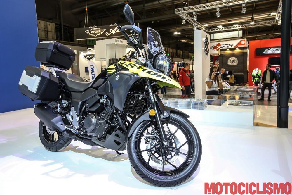 Suzuki V-Strom 250 2017: le foto - Motociclismo  Suzuki V-Strom ...