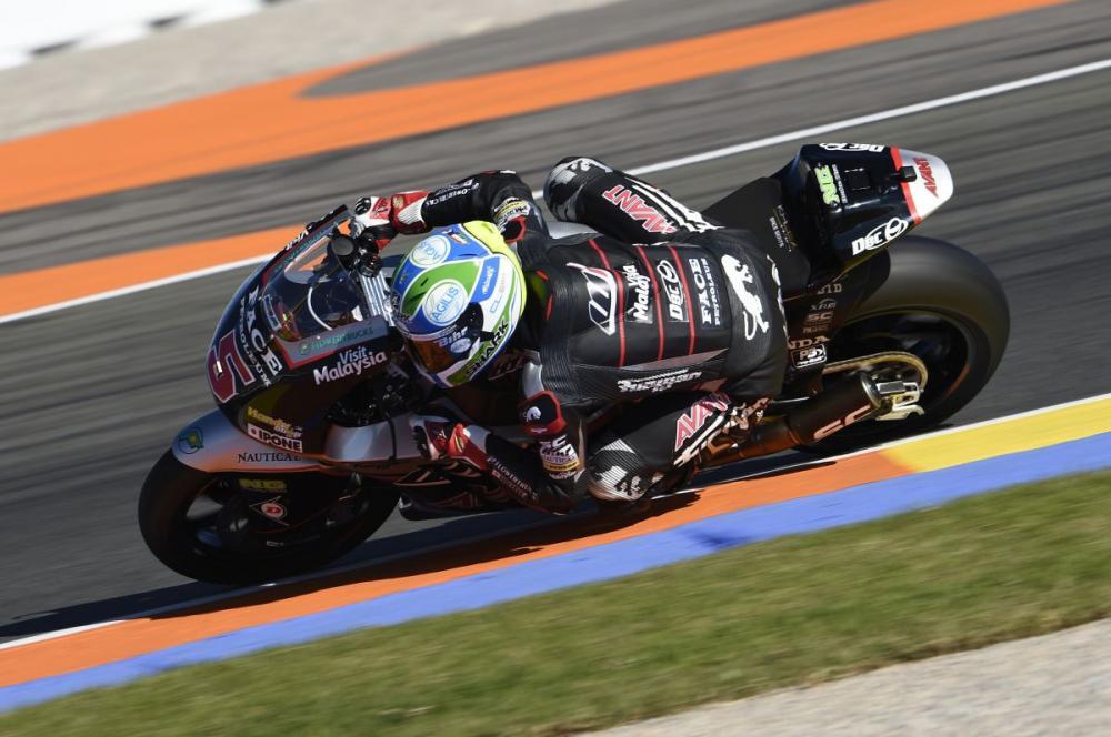 Moto2 2016, Valencia: gara. Johann Zarco