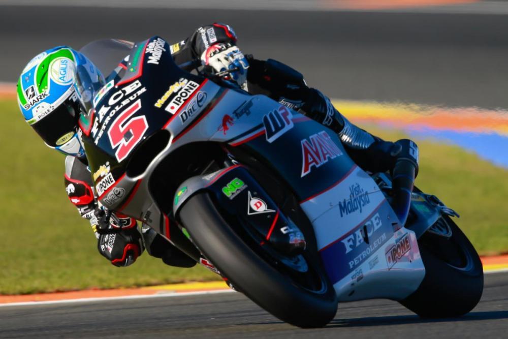 Motomondiale 2016, Comunitat Valenciana, Moto2: prove libere