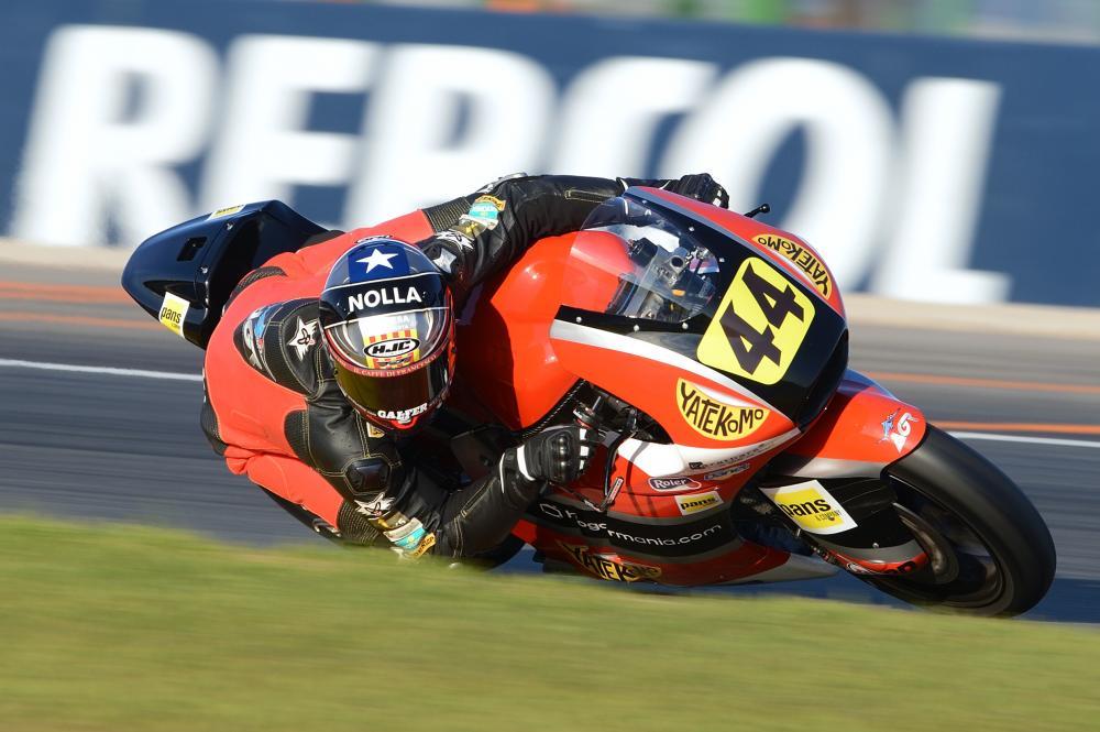 CEV 2016, Valencia: Steven Odendaal, classe Moto2