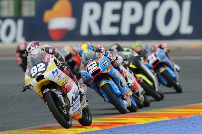 CEV 2016, Valencia: Hanika precede Alcoba Ferrer, classe Moto3