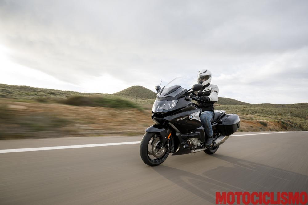Prova Bmw K 1600 Gt 2017 Come Va Pregi E Difetti Motociclismo