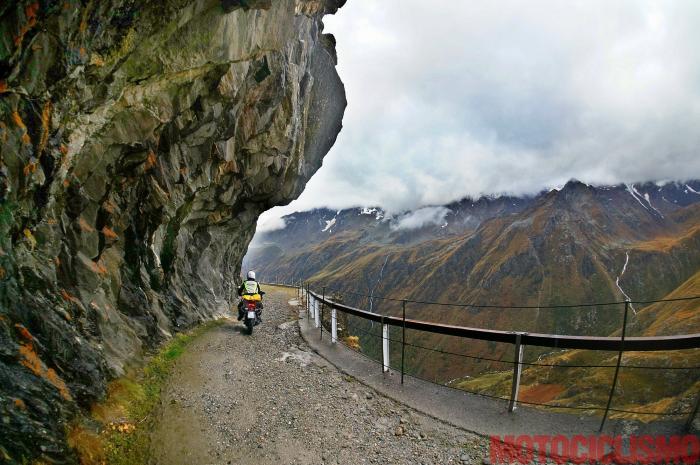 Mega comparativa turistica: la 24 Ore delle Alpi. Tappa 3: Biasca (Canton Ticino, Svizzera) – Dalmine (BG). Con la Yamaha sulla strada vecchia del Gavia