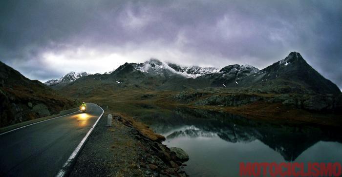Mega comparativa turistica: la 24 Ore delle Alpi. Tappa 3: Biasca (Canton Ticino, Svizzera) – Dalmine (BG). Il Gavia all'alba
