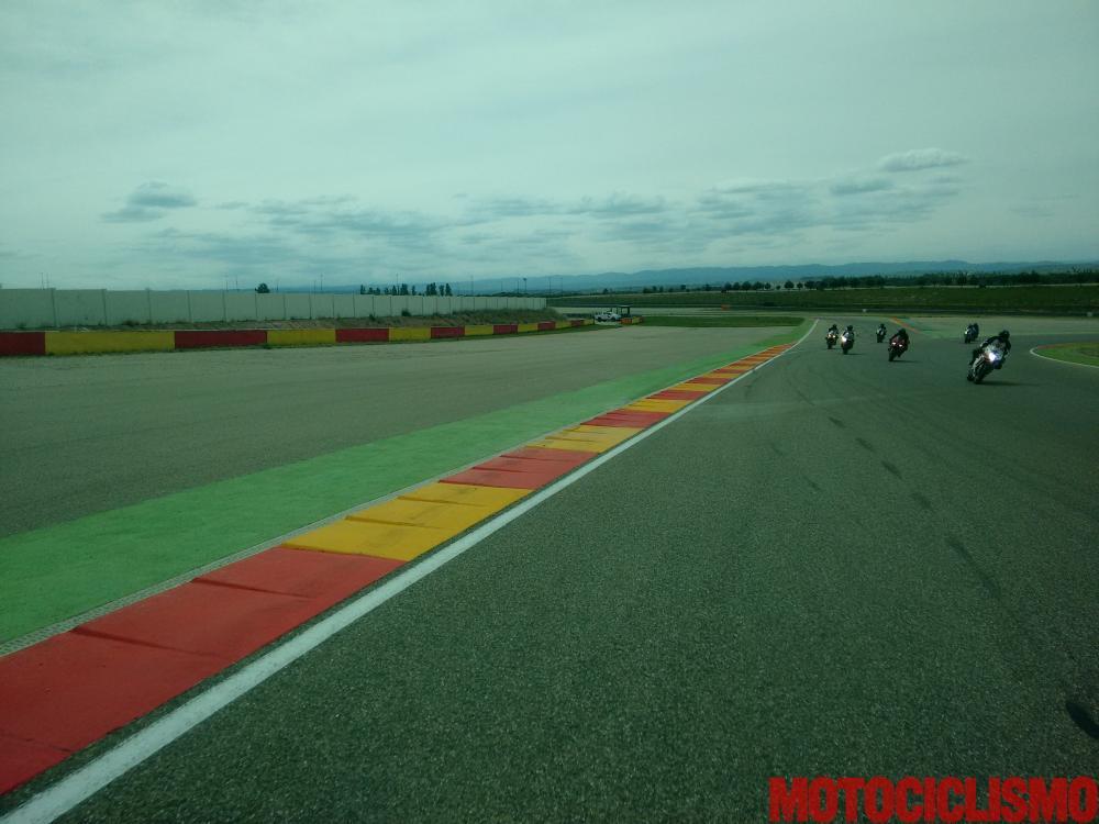 Comparativa Supersportive 2017: il test team in pista al Motorland Aragon di Alcaniz