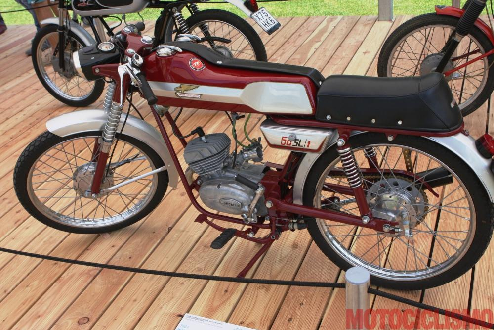 Ducati 50 SL/1, 1967