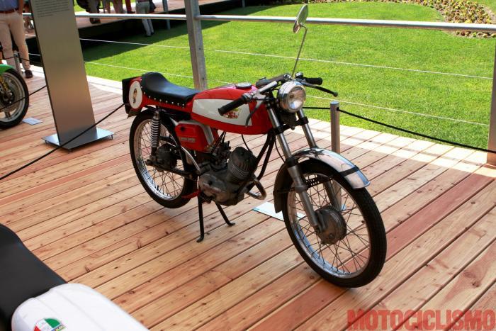 Moto Morini Corsarino 50 ZZ, 1974