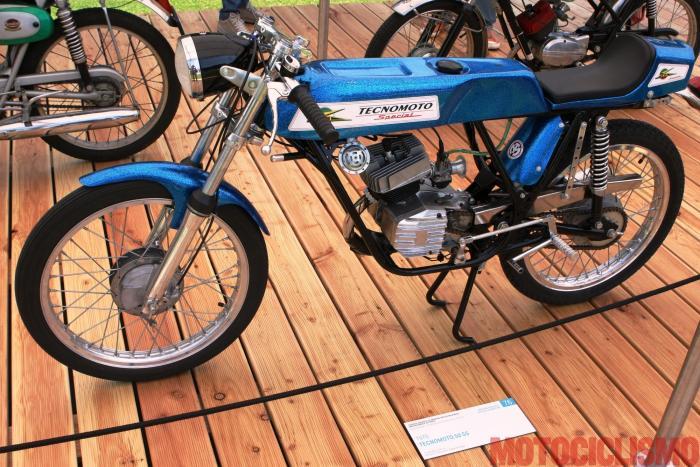 Tecnomoto 50 SS, 1970