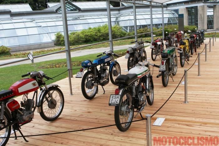 """Concorso di Motociclette Villa d'Este 2017: i """"cinquantini"""" della Mostra Speciale"""