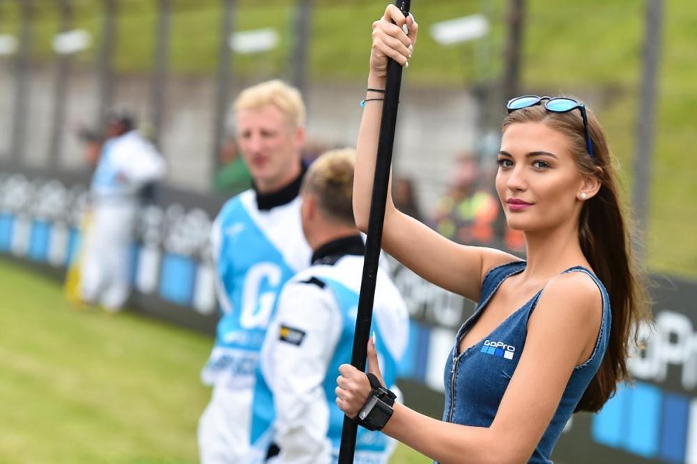 Le ragazze più belle della MotoGP 2017 in Germania