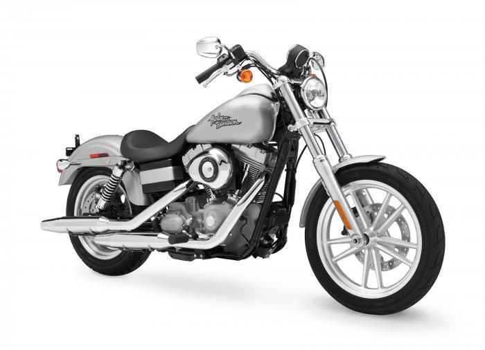 Vittoria by Officine GP Design è realizzata sulla base di una Harley-Davidson Dyna m.y. 2010-2011