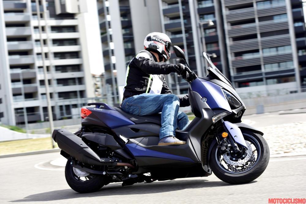 Prova Yamaha X Max 400 2018 Pregi E Difetti Motociclismo