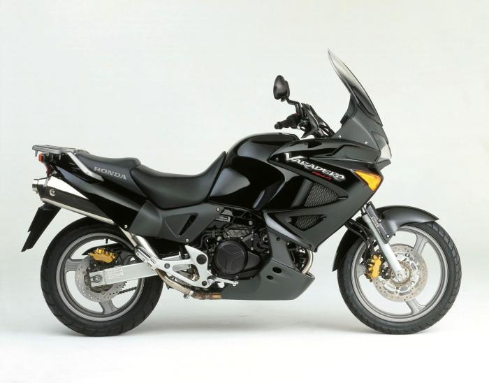 Schema Elettrico Honda Varadero 1000 : Honda varadero motociclismo