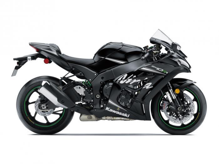 Per la Ninja model year 2018 Kawasaki ha previsto un piccolo restyling