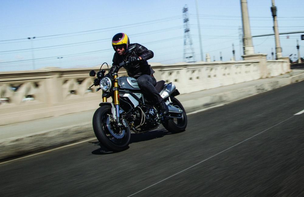 Ducati Scrambler 1100 2018 Lanteprima Al Test Di Motociclismo