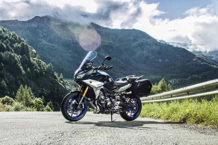 La nuova Yamaha Tracer 900 GT