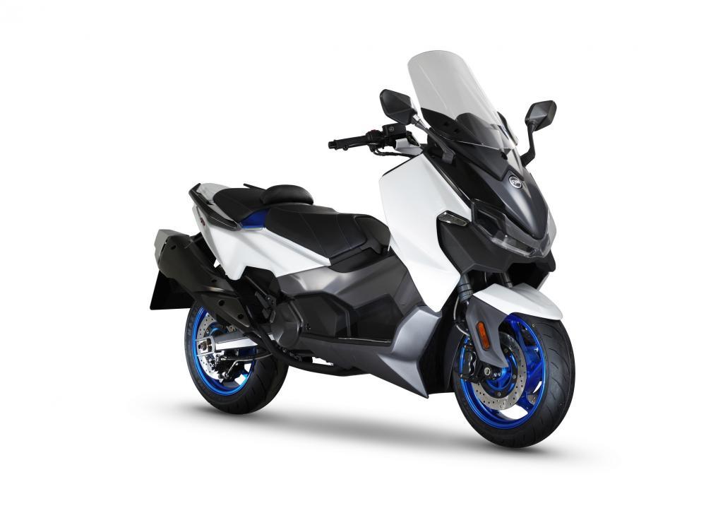 Sym Maxsym TL 2018 - Motociclismo