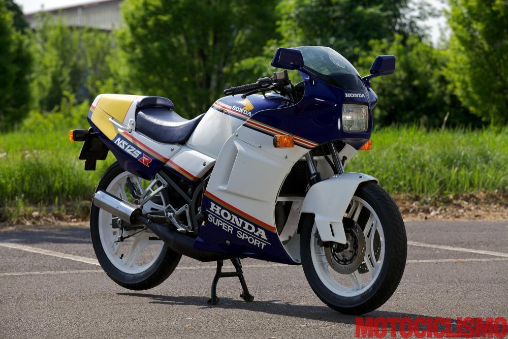 Honda NS125R2