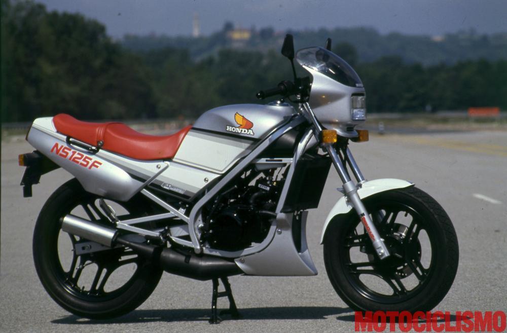 Honda NS125F del 1984