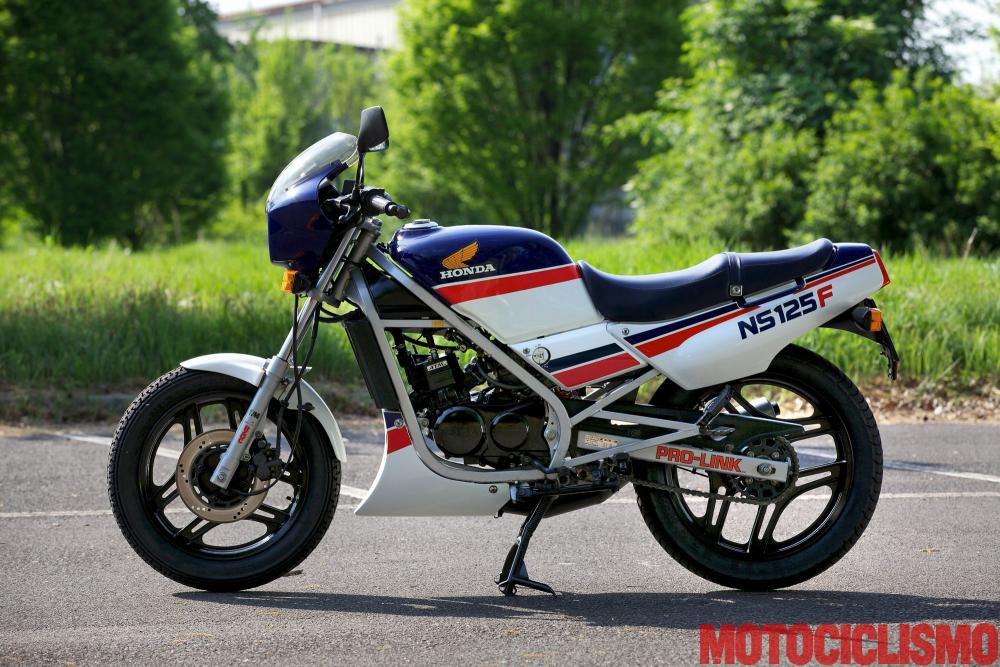Honda Honda NS125F del 1984
