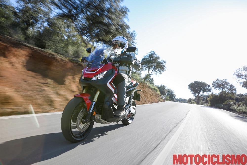 Honda X-ADV 2018: il test di Motociclismo