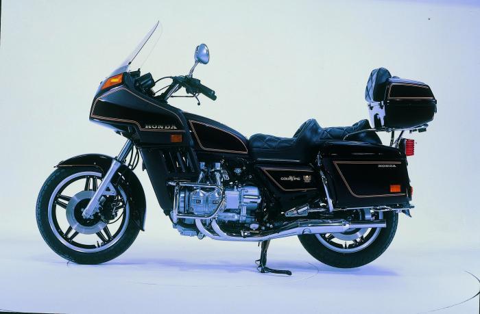 Honda GL1100 Gold Wing del 1980