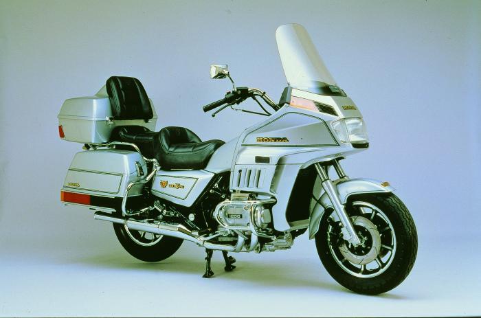 Honda GL1200 Gold Wing del 1984
