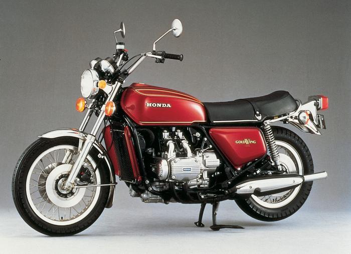 Honda GL1000 Gold Wing del 1975