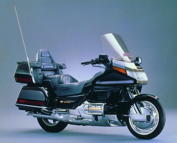 Honda GL1500 Gold Wing del 1988