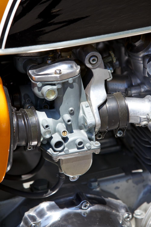 I carburatori della Honda CB500 Four