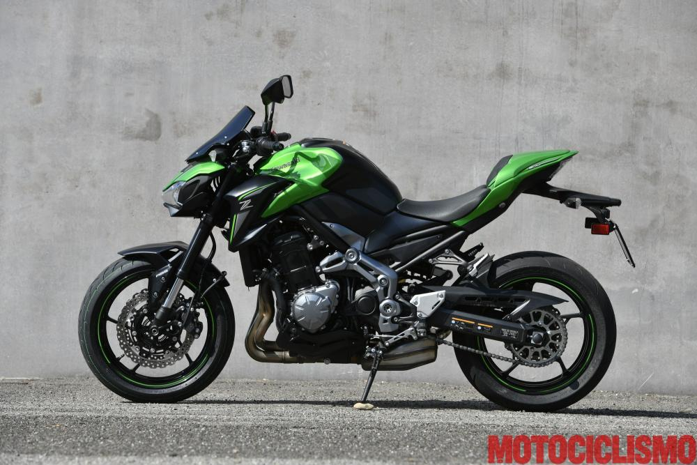 Kawasaki Z900 Performance